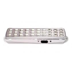 Luz de emergencia recargable E8 09060LE ZURICH