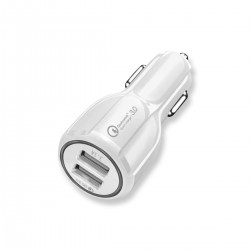 Cargador 12 Volt a 2 USB Power Soul