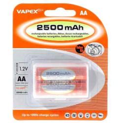 AA NI-MH 2500mah Vapex