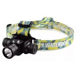 Linterna Manos Libres WOL 9028-10W WATERDOG