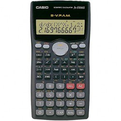 Calculadora Científica FX-570MS CASIO